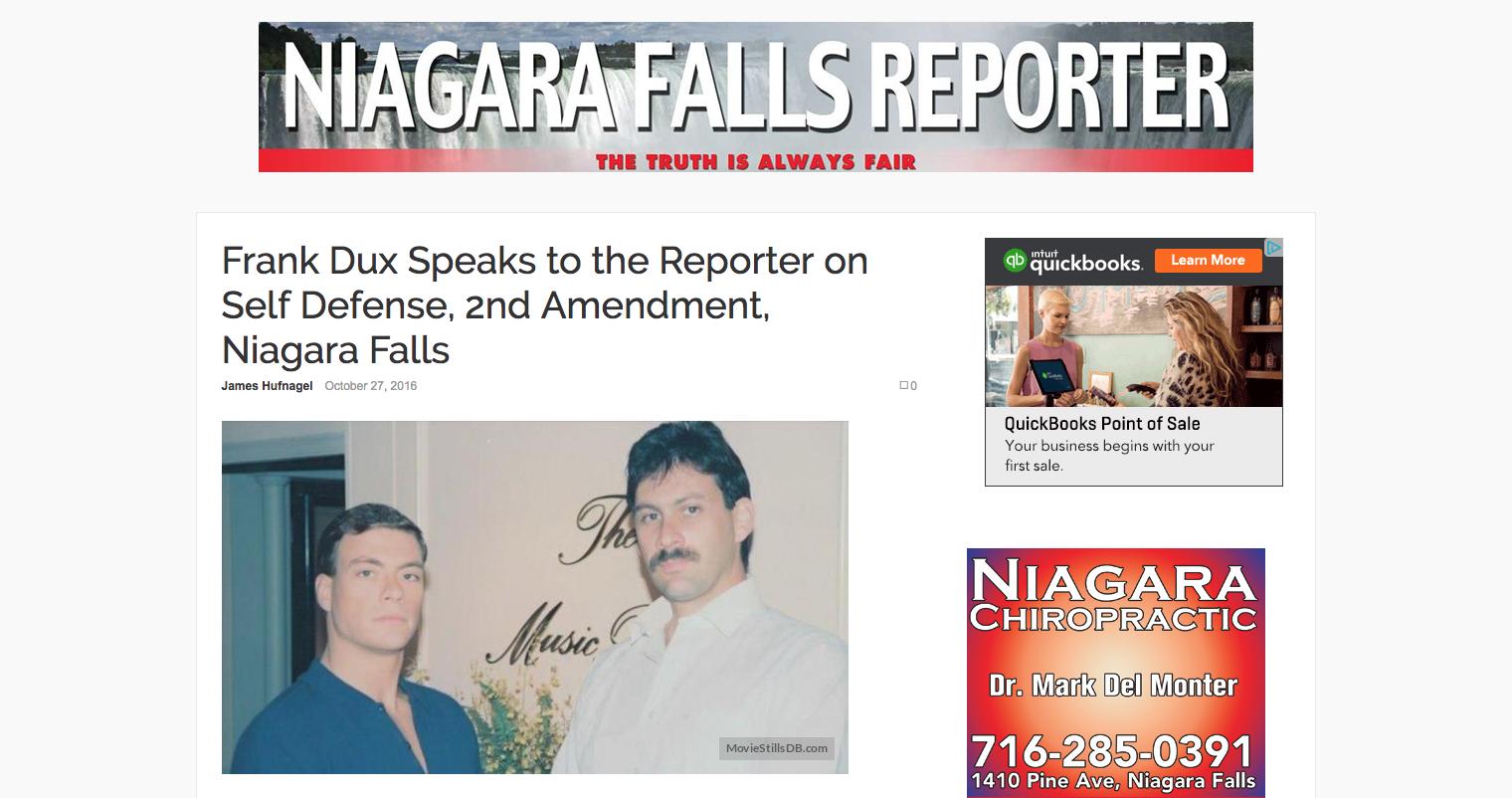 Niagara Falls Reporter - 10/27/2016