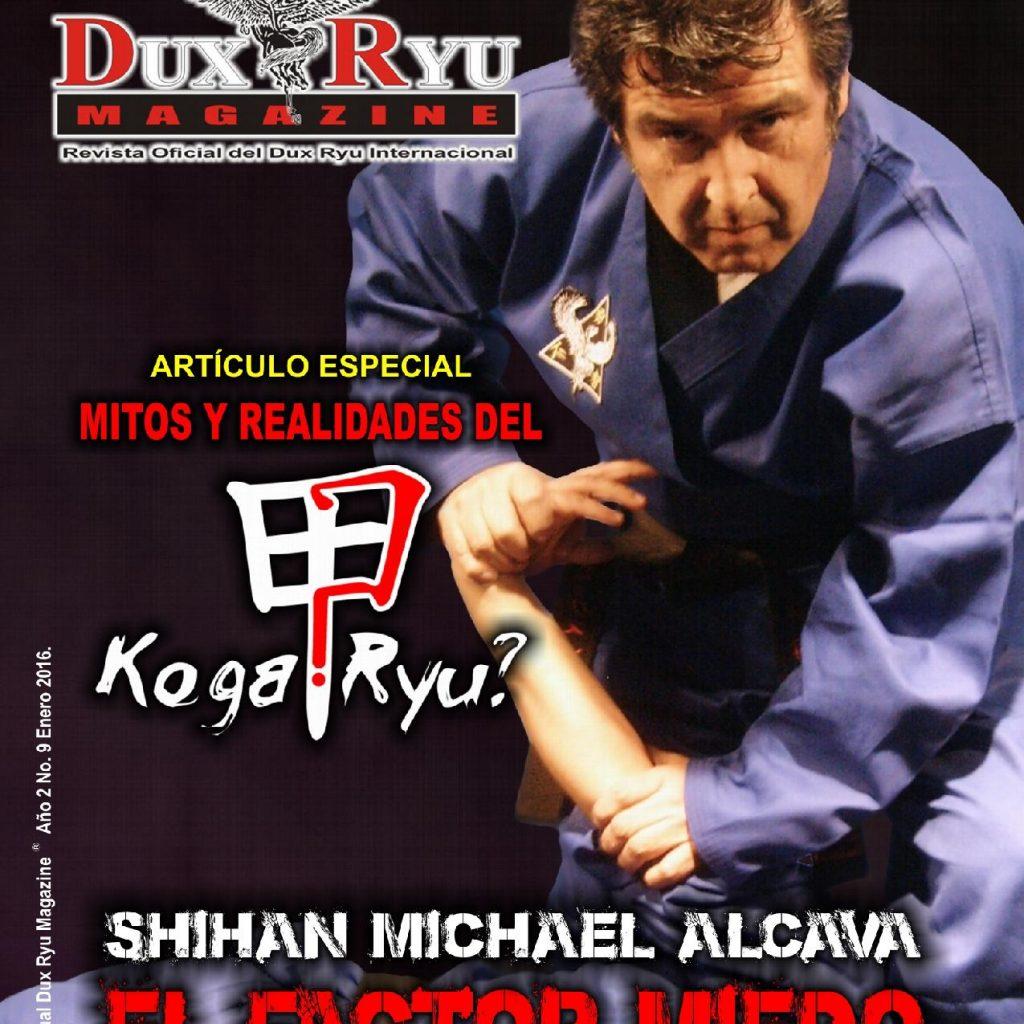 Dux Ryu Magazine 09 Page 001