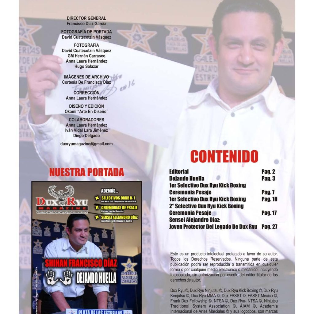 Dux Ryu Magazine 10 Page 003
