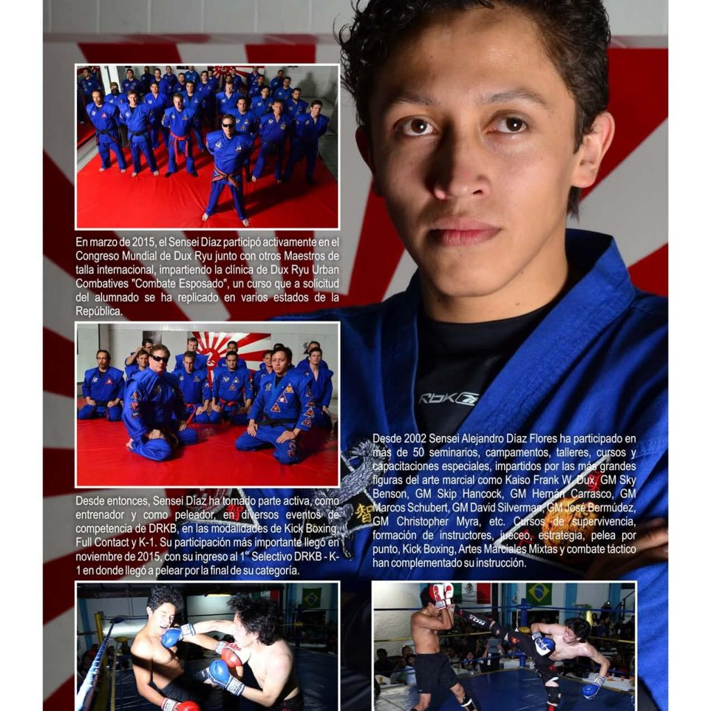 Dux Ryu Magazine 10 Page 033