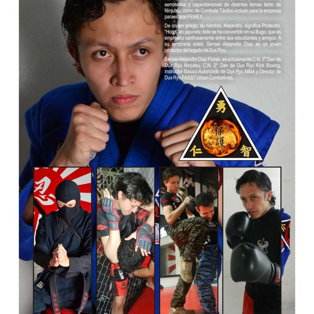Dux Ryu Magazine 10 Page 034