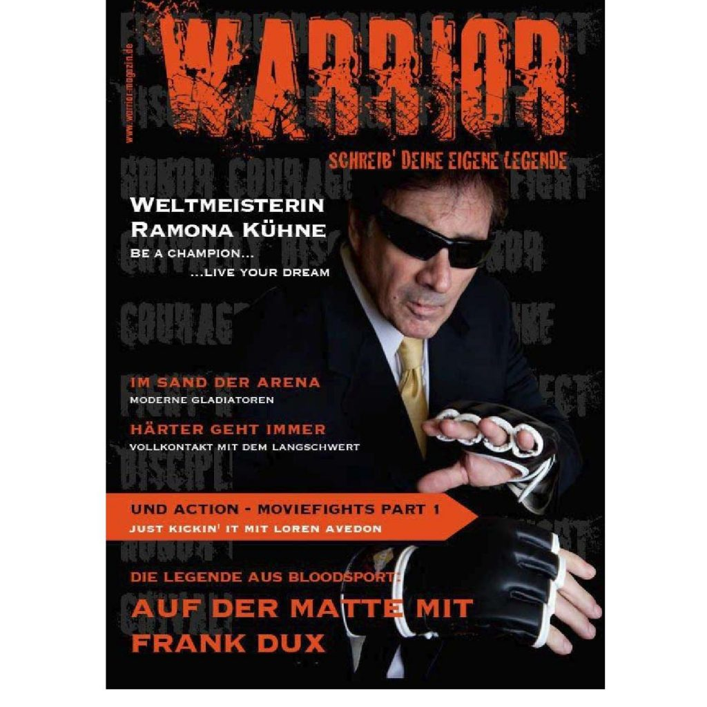 Frank Dux The Warrior Secure Page 001