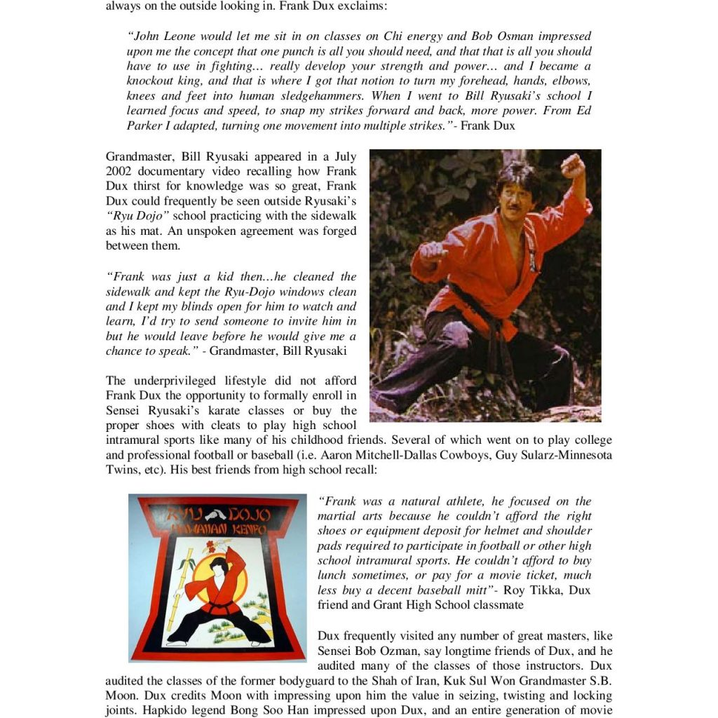 Frank Dux The Warrior Secure Page 005
