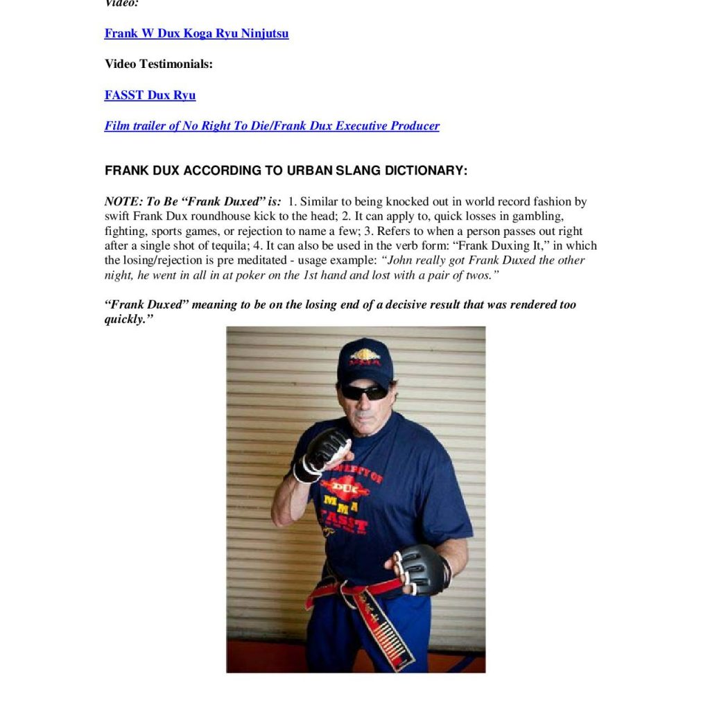 Frank Dux The Warrior Secure Page 067