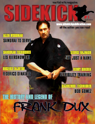 SIDEKICK Magazine April, 2014