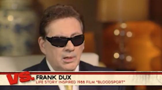 The Voice Versus Frank Dux
