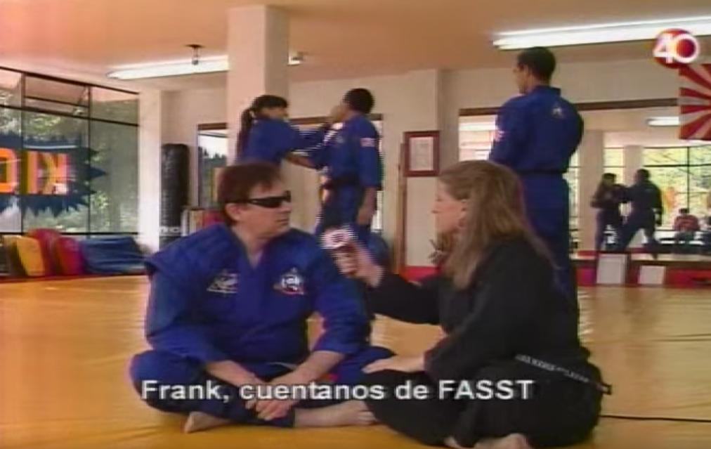 Seguridad Total - Entrevista Frank W. Dux