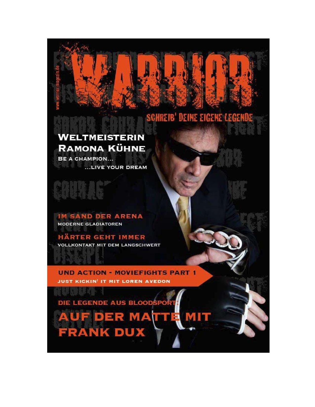 Warrior-Magazin.de